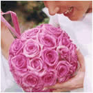 Wedding floral arrangements and bouquets for weddings in Italy